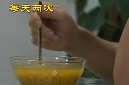 用灯心草煮粥
