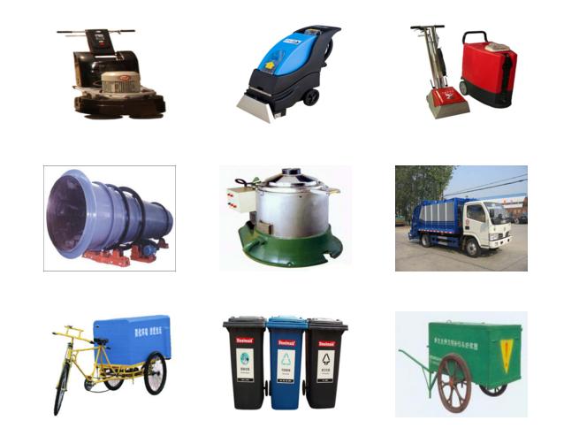 南昌保洁公司-清洁设备