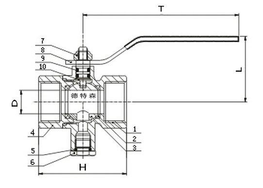 220黄铜测温球阀结构图.jpg