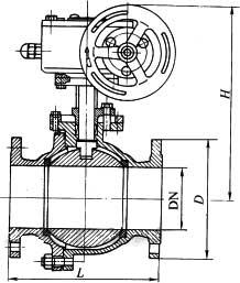 Q341F-150LB-300LB美標浮動球閥結構圖.png