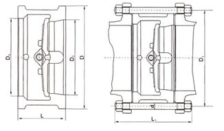 H76對夾雙瓣旋啟式止回閥結構圖.png