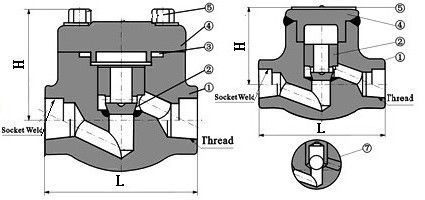 H61Y鍛鋼升降止回閥結構圖.png
