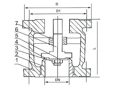 立式升降止回阀H42W结构图.png