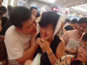 一个叫秦岭的女孩获得5000元大奖。.jpg