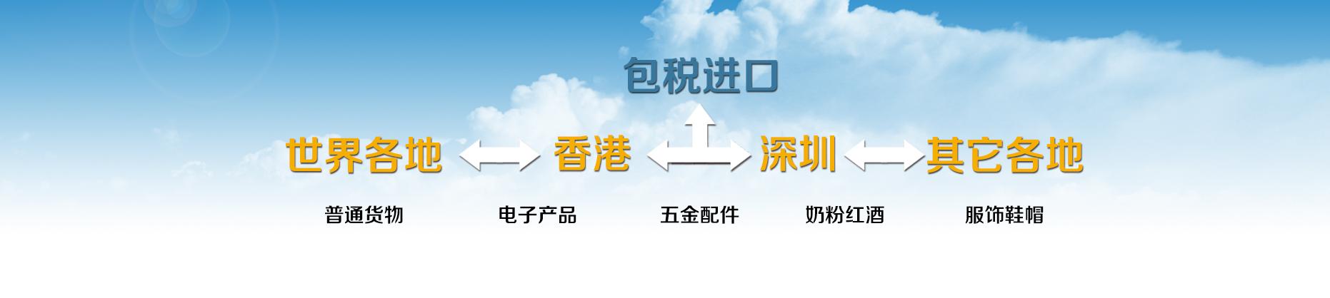 中港物流、香港进口_好快达国际物流公司