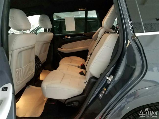 2016款奔驰GL450加版 现车抵港实惠价热卖