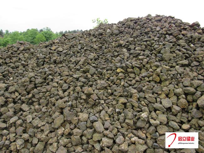 冶炼锰矿-(3)