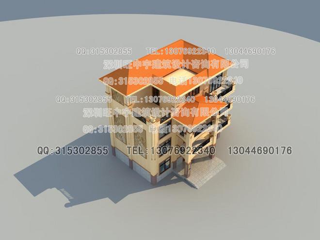 自建房别墅设计
