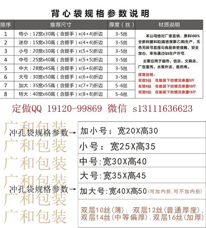塑料袋规格列表.png