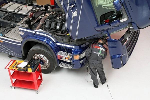 卡车EcoMotive节能方案