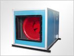 HLF-6系列低噪音、节能型混流式风机箱